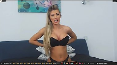 HaileyRose Livejasmin Pvt Striptease Doggy