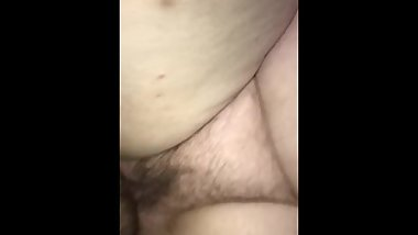 Fucking my wifes wet pussy