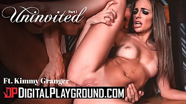 Digital Playground - Skinny small tit teen Kimmy Granger gets dominated