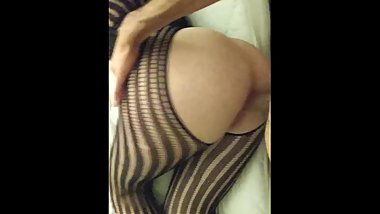 pov fucking a young big tit blonde in a bodysuit