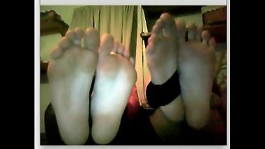 chatroulette girls feet 246