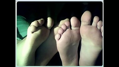 chatroulette girls feet 245