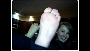 chatroulette girls feet 243
