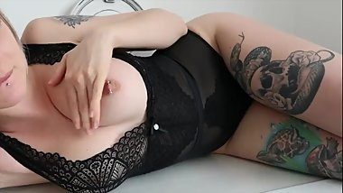 sallyjane - soft skin striptease