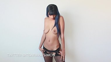 Slutty Teen Striptease