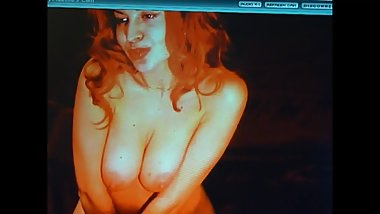 Lovely Crystabelle Webcam Redhead Smoking & teasing