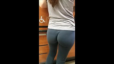 Candid Teen Leggings Compilation - Part 2