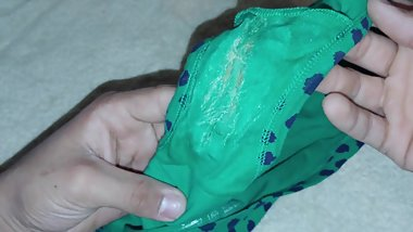 She Left Me Something to Play With (Her Dirty Used Panties) (Part 1)