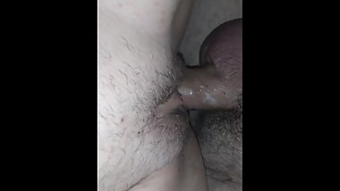 Little slut begging for