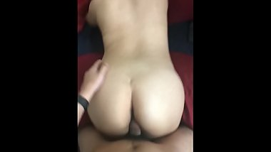 Amateur Teen Gets Fucked From Behind